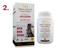 Class A Collagen - tabletki