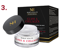 Class A Collagen - krem na noc